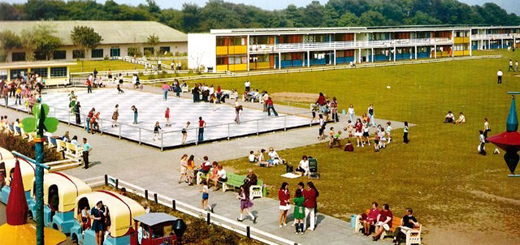 Butlin's Holiday Camp Mosney Meath
