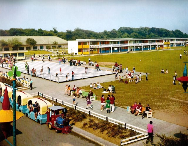 Butlin's Holiday camp Mosney Co. Meath