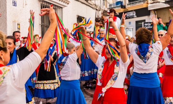 Festivals and Events in Nerja Spain