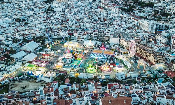 Nerja Feria – Feria de la Virgen de las Angustias y San Miguel.