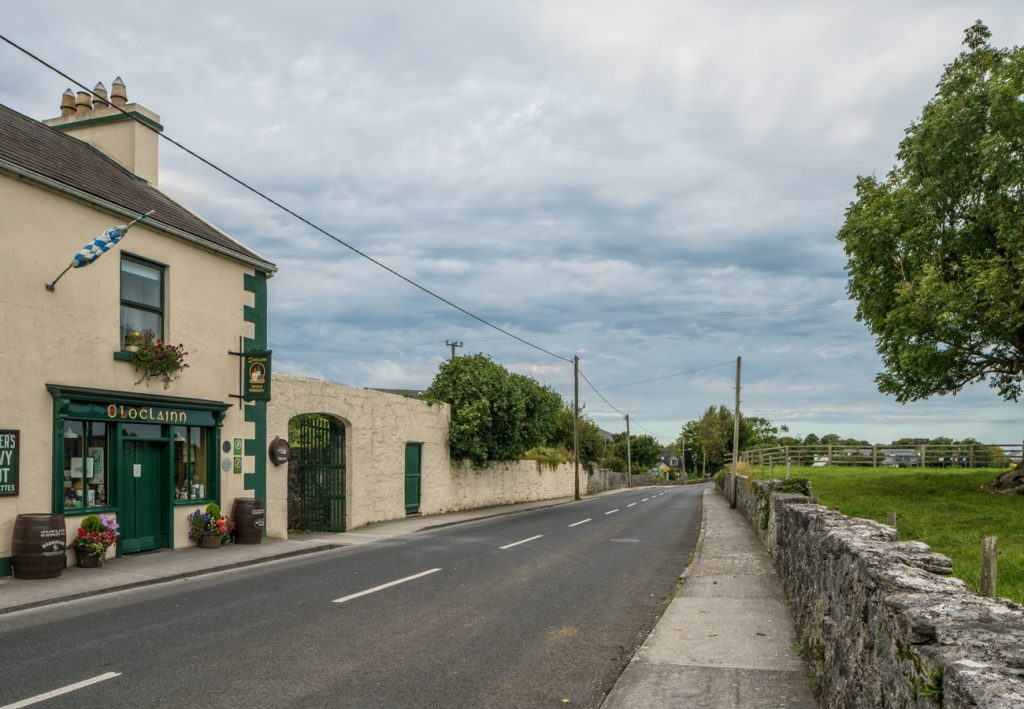 Ballyvaughan is a village found on the midpoint of the Wild  Atlantic Way,  situated between the hills of the Burren and the southern coastline of Galway Bay in County Clare.