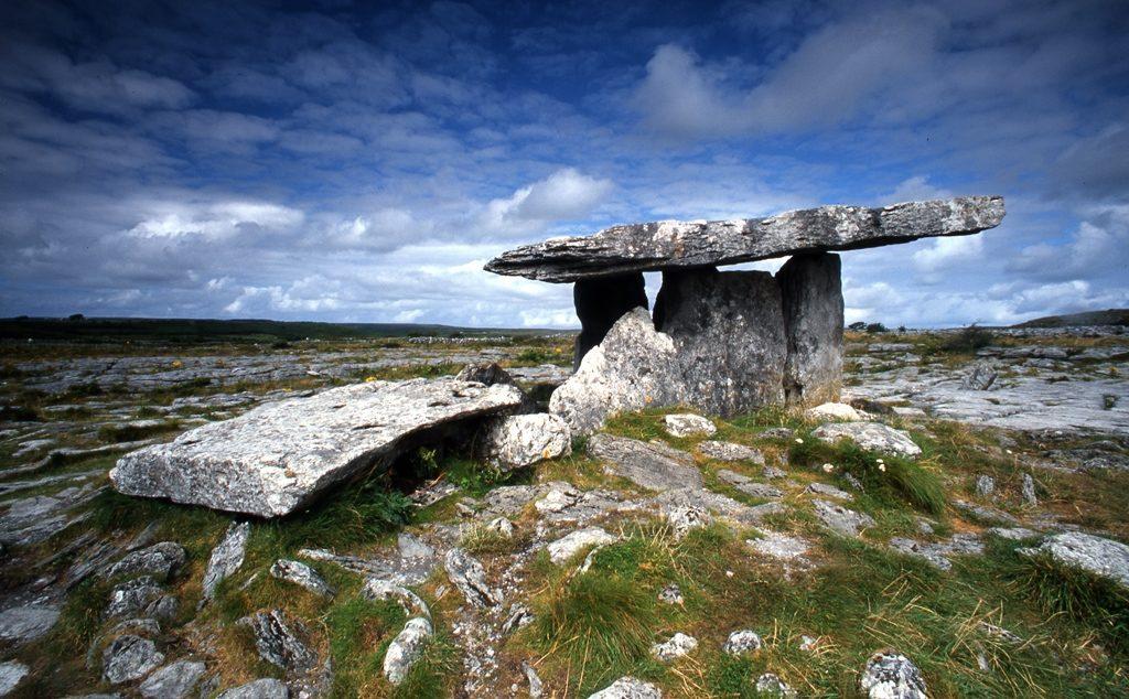Poulnabrone Dolmen County Clare