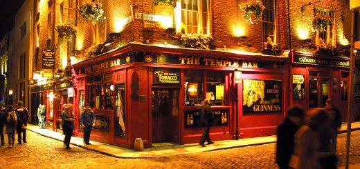 The Temple Bar Pub, Temple Bar, Dublin image Failte Ireland