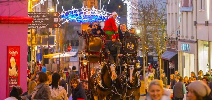 Winterval Waterford, John Roberts Square, Waterford City image Patrick Browne