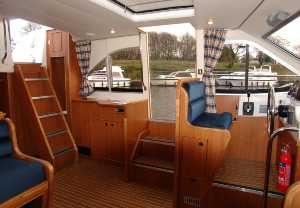 cruiser for hire interior