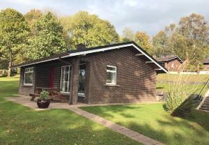 lough erne lakeshore cottage exterior