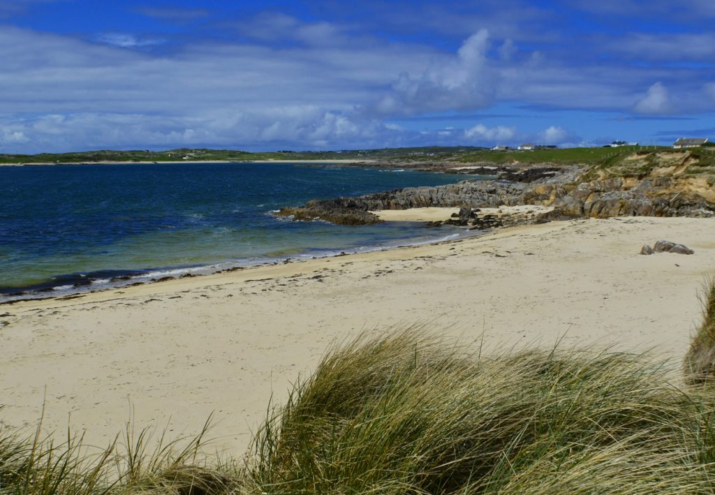 Omey island near our self catering cottages in Connemara County Galway