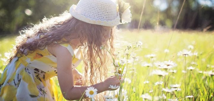 10 Things to get Kids Spending Time in the Garden this Spring
