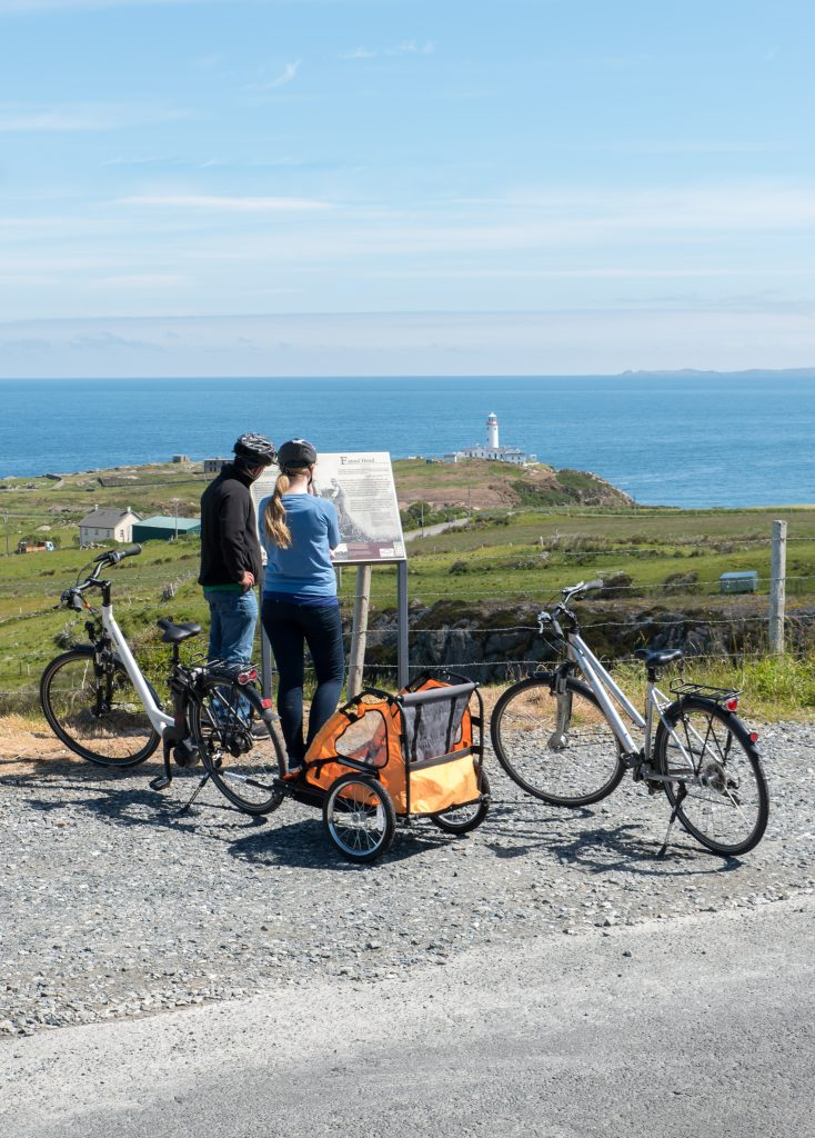 Discovering Donegal © Fáilte Ireland & Tourism Ireland