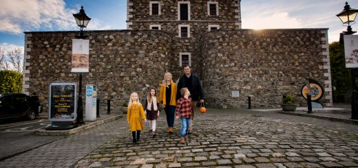 Wicklow Gaol Top Family Friendly Tourist Attractions in County Wicklow | Trident Holiday Homes | © Brian Morrison