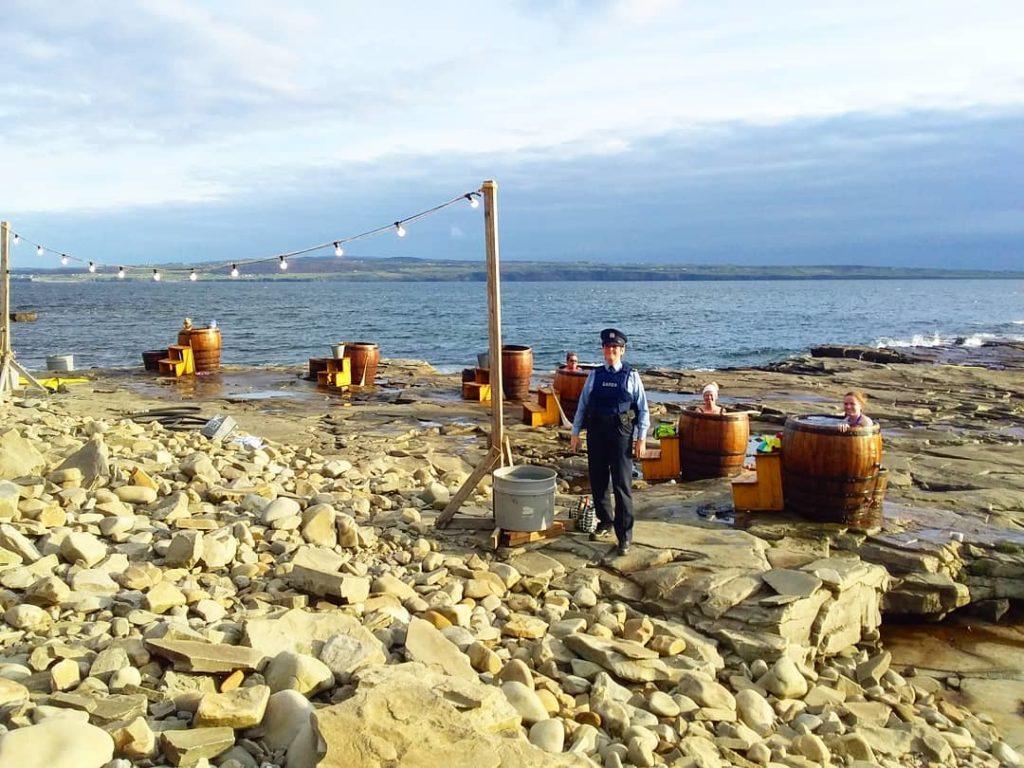 Wild Atlantic Seaweed Baths | Situated along the West Coast of Ireland