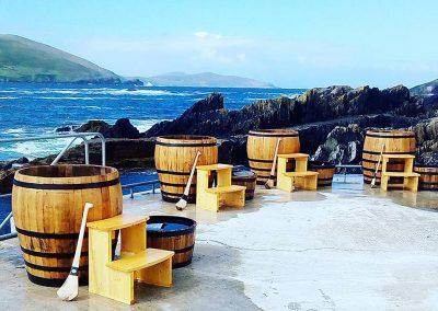 Wild Atlantic Seaweed Baths | Allihies Pier on the Beara Peninsula in West Cork