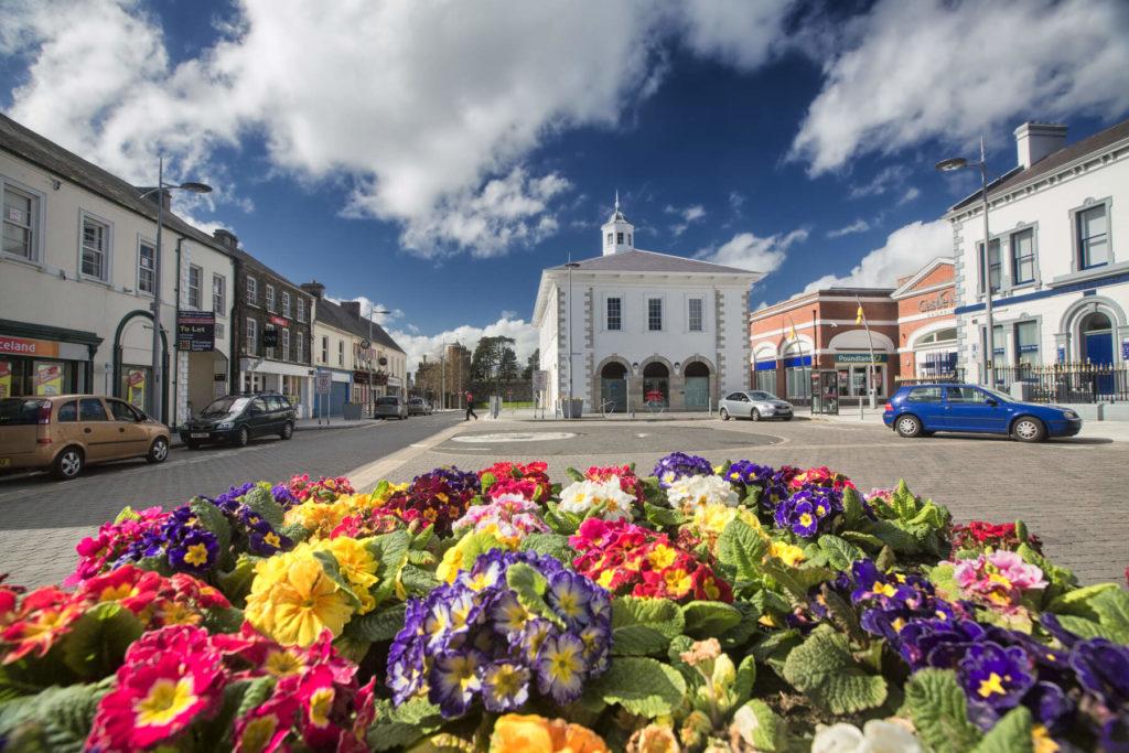 Antrim Town Courtesy of Tourism Northern Ireland