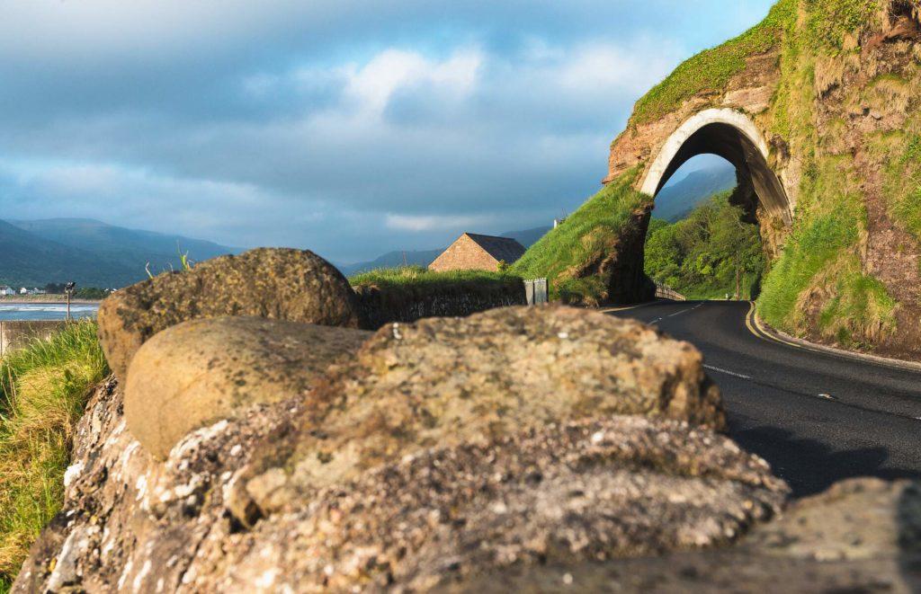 Red Arch, Antrim, Northern Ireland © Tourism Ireland photographed by Stefan Schnebelt